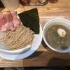 らーめん改で煮干つけ麺(蔵前)