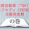 日産自動車〈7201〉エクセディ〈7278〉決算発表!