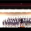 中大横浜中合唱コンクールへ高1息子と向かう。