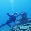 ♪イットク〜、イットク!?♪〜沖縄ダイビングライセンス・砂辺ビーチ〜