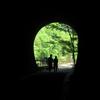 新緑の福知山旧線を歩く