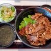 【並で充分】『肉のヤマキ商店』で焼肉丼を食べてきました
