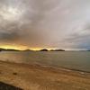 一日一撮 vol.341 海岸寺   って雨が降ってきたっ