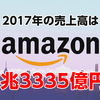 楽天市場は負けたのか?Amazonの売上高は1.3兆円を突破!前期比14.4%増で好調!