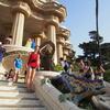 グエル公園無料時間帯とバルセロナの日の出、日の入り時刻をまとめました。@バルセロナ