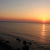 一眼レフの旅 阿久根からの夕日