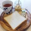 食パンと柚子ジャム