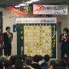 前日に三浦弘行九段が登場した上州将棋祭り 2017で指導対局してもらった@ヤマダ電機 LABI1 高崎