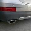 自動車外装修理  メルセデス・ベンツ/GL550 未塗装樹脂バンパー素地色褪せ 塗装+コーティング