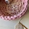 ビーズ編みに挑戦中⭐︎