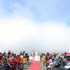 【ターンパイクで結婚式!?】日本一幸せなバイクカップルを祝いにいこう!