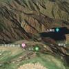 Google Earthで日本二百名山 / 焼石岳 / 栗駒山 / 神室山 / 船形山 / 以東岳
