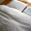 寝具カバーをリネン(麻)に変えて。 ~半年使ってみての感想~