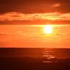 6.26 海と夕陽