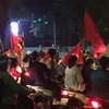 U23 サッカーアジアカップ ベトナム代表 決勝進出!