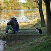 水元公園で股関節を痛めるまで遊ぶ沼おじさん