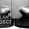 オンオフ兼用、デュアルパーパスヘルメット N405GTインプレ