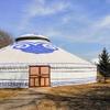 内モンゴル自治区フフホト週末一人旅 昭君墓、風情園、五塔寺