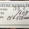 18/04/18 【朝珈琲】ブレンド(coffee works  plus 滋賀県高島市)