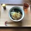 白エビかき揚げ蕎麦  11/8     金曜  昼