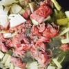 牛肉と筍のさっと煮