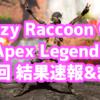 第4回 Crazy Raccoon Cup Apex Legends 結果速報&まとめ