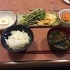 今日は春の山菜を頂きました。