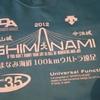 なみはや大橋の上から大阪市内を望む