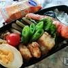 NO.34  海苔鮭弁当