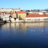 プラハの美しい街並みを堪能する