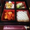 【ランチ】あっさり美味しい中華弁当【東華菜館】