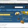 Python + djangoでwebアプリケーション開発備忘録