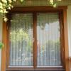 窓木枠の経年変化
