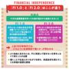 FI2.0(経済的独立2.0)を目指そう