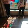 マグネットブロック遊びやボードゲームのマンカラ・カラハ-幼稚園生二人とのおうち遊び