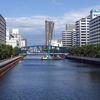 東京下町の運河を行く 大横川(旧大島川)、古石場川、大島川西支川、仙台堀川、小名木川