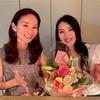 青山のLASさんで、美女とディナー!