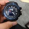 釣り用腕時計 カシオ G-SHOCK ガルフマスター GWN-1000B-1BJF 使用後インプレ
