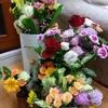 お花🌻に癒される