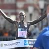 【ウィルソン・キプサング】今年の東京マラソン覇者は、一人で5役をこなし中