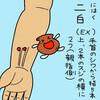 奇穴(EX) 二白(にはく)