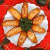 #10_【クリスマス】簡単可愛い!デコレーションアメリカンドックの作り方♫【ホームパーティー】『朝日こども新聞』LINE公式アカウントにて連載中!