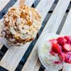フルーツがたくさん乗った大人気かき氷店!岡山市内の問屋町にある『おまち堂』へ行ってきました!!【岡山県お出掛けスポット】