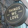 THINGS WE LOVE, Shop&Studio in Seoul / アイテムを魅せる空間の余裕 / 物から感じる故郷のデザイン