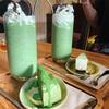 こだわり抹茶の旨いカフェ【Chaseki Macha】チャンプアック門近辺