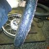 #バイク屋の日常 #ホンダ #リトルカブ #タイヤサイズ #2.75-14