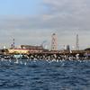 2017年12月2日 東京湾