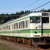 カラフルな新潟115系を撮る その1 日本海撮り鉄遠征⑬