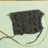初めての毛糸(小糸屋さん)