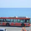 「おかえりモネ」の舞台を訪ねて (7)気仙沼と登米、海と山を結ぶ気仙沼線BRT